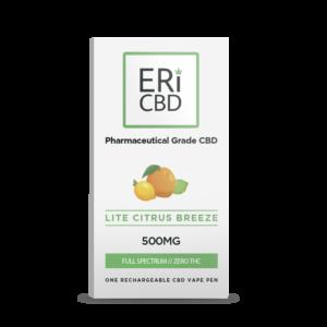 Pharmaceutical Grade CBD Vape Box